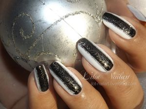 Stamping dentelle / chic