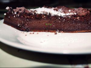 Gâteau magique au chocolat !