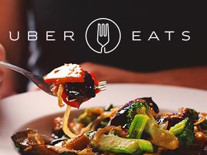 Uber eat !