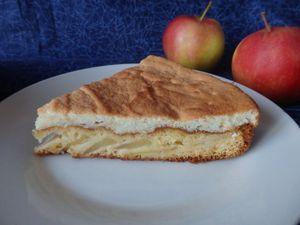 """Les recettes aux pommes de Michelle du blog """"Plaisirs de la maison""""."""