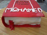Gâteau d'anniversaire code civil
