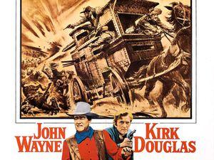 KIRK DOUGLAS A 100 ans , une belle dynastie du Cinéma la famille DOUGLAS