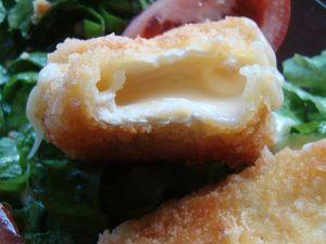 beignet de camembert!