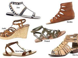 En mode ... Chaussures