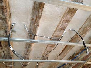 Traitement du plafond