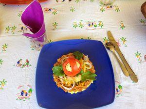Tatie Noro va devenir la Chef n°1 en cuisine végétalienne de Madagascar