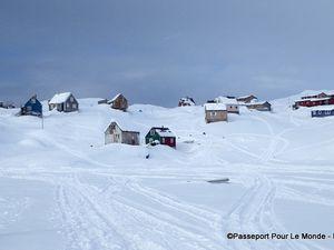 GROENLAND EST : En avant pour un festival de glace !