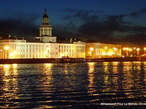 Saint-Petersbourg insolite