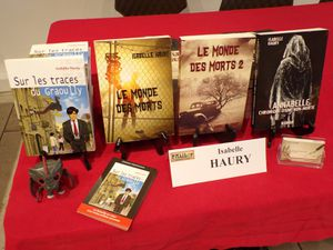 Salon des Auteurs Lorrains, les photos !