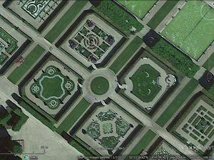 Jardins d'Herrenhausen à Hanovre