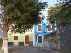 São Filipe do Fogo : couleurs Portugal