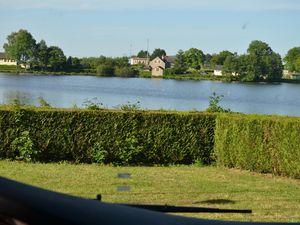 camping l'étang du goulot à Lormes