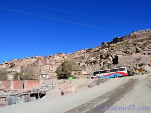 Atocha (Bolivie en camping-car)