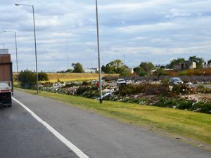 Cordoba (Argentine en camping-car)
