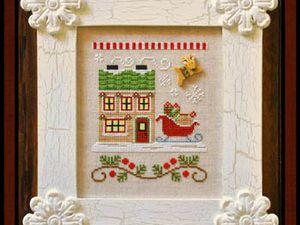 Envolons nous avec Patience vers le village du Père Noël