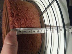 Gâteau Car's (2éme)
