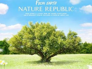 Le logo de Nature Republic