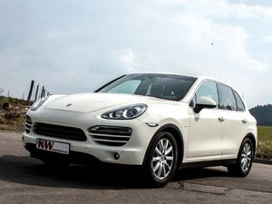 KW DDC : Appli pour Porsche Cayenne