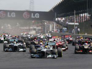F1-Hongrie : première pour Hamilton !