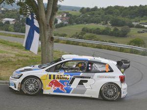WRC-Deutschland : la paire de 2