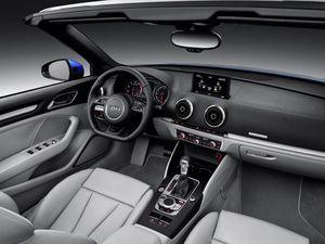 Francfort : Audi A3 Cabriolet