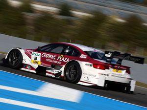 Maxime Martin pilote BMW Motorsport DTM