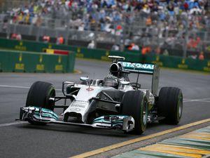 F1-Australie : Rosberg en démonstration