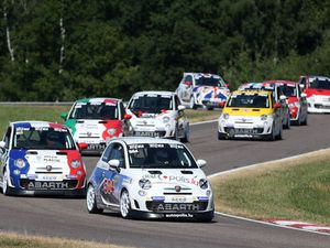 Trofeo Abarth 500 Benelux Selenia 2014 : six meetings sur cinq circuits différents