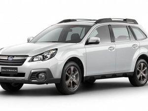Bruxelles : Subaru lance Outback X et S