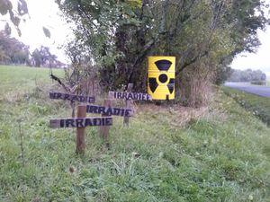 Des fûts de déchets radioactifs en Meuse
