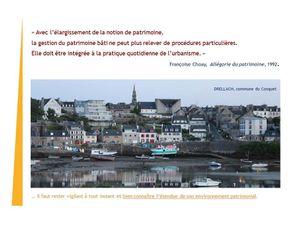 3ème forum de sensibilisation au patrimoine maritime bâti
