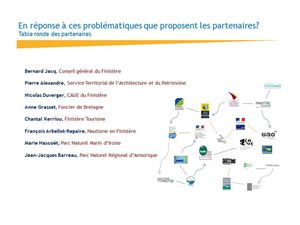 Le fonctionnement du réseau : L'association PiP/L'OPMC/Les partenaires institutionnels