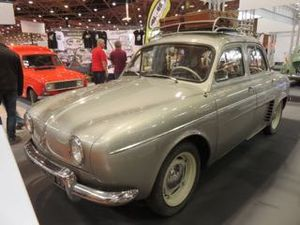 Dauphine Renault - DS Citroen