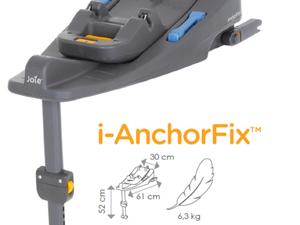 Siège auto RF JOIE i-Anchor V1, V2 et advance (V3)