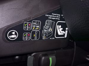 Siège auto RF Nuna RebL i-size