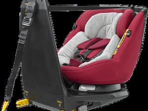 Test du Bébé Confort AxissFix et AxissFix plus i-Size
