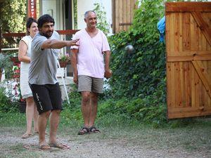 Soirée Pétanque au camping Ernella