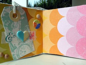 Scrap it  easy _ Un mini album