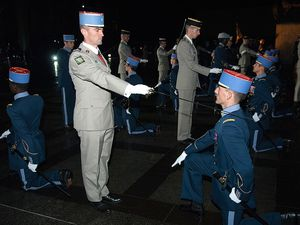 photos ESCC / DIRCOM / Major Hervé KERAVAL et Adc Alain CARLO