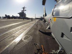 Chammal : la flottille 36F au cœur de la Task-Force 50
