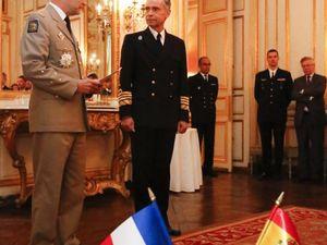 Mise à l'honneur de la relation franco-espagnole
