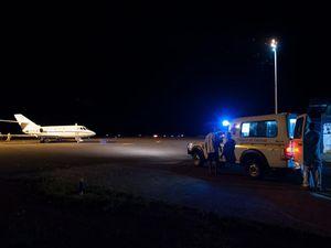 Polynésie française : évacuation médicale aux Marquises pour la flottille 25F de Marine nationale