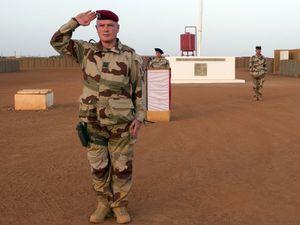 Barkhane : Transfert d'autorité du bataillon logistique