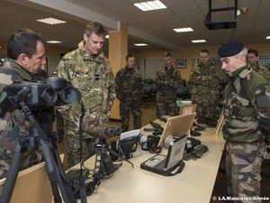 La coopération franco-britannique à l'honneur pour les commandos de l'air