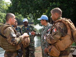 photo Sangaris / Armée de Terre
