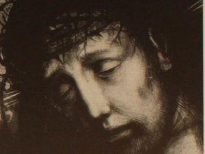 Infrarouge du Christ de Fribourg et de saint Christophe du retable de Berne