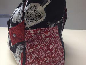 Un sac à langer pour bébé en Martinique