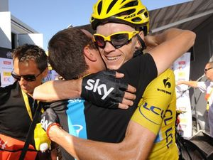 Les 4 armes absolues de Chris Froome