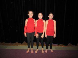 Photos des magnifiques danseurs