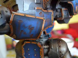 Titan Reaver Imperius Dominatus - Legio Astorum